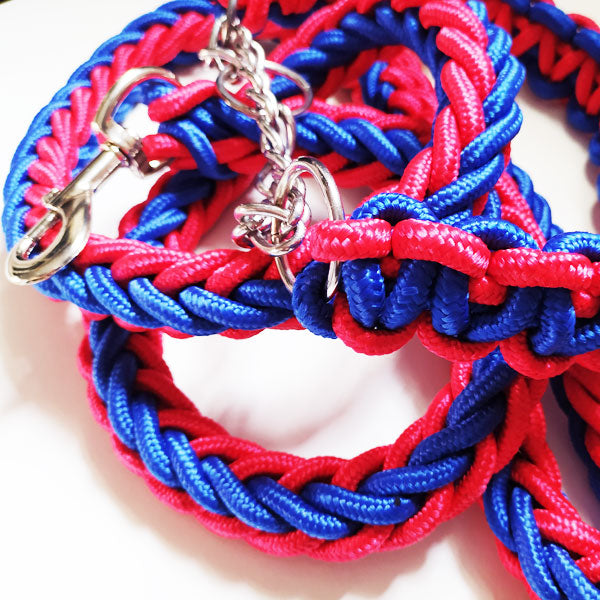 PARACORD RED/BLUE - BULLZONE