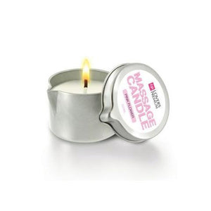 Massage Candle 4in1 - Pink Flower