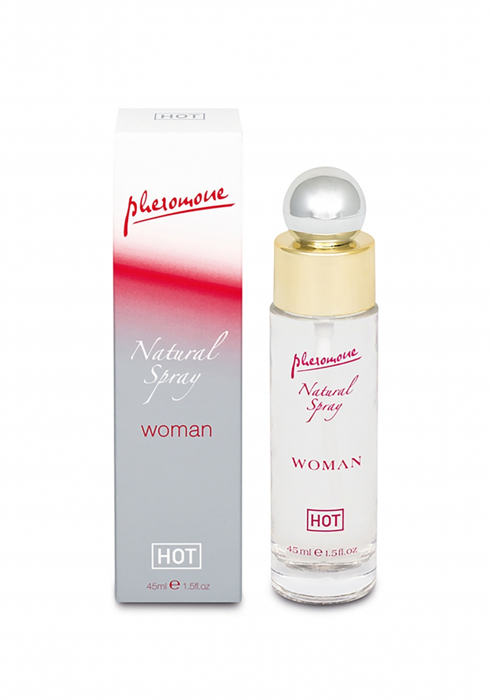 HOT Pheromone Woman - natural spray - 45 ml