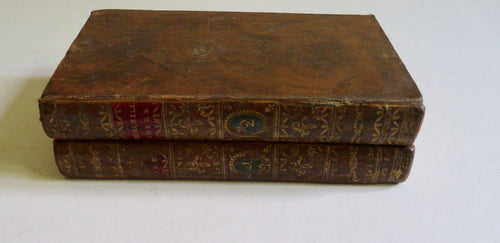 The Works of C. Churchill. In Four Volumes. Volumes 2 & 4 only. by C. Churchill - Everlasting Editions