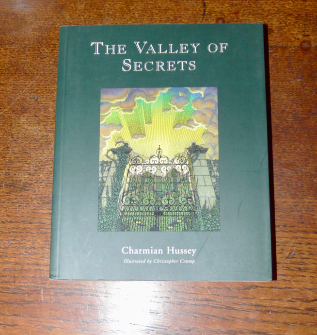 The Valley of Secrets by Charmaine Hussey - Signed - Everlasting Editions