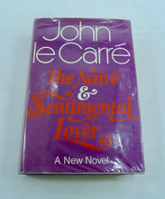 Load image into Gallery viewer, The Naive and Sentimental Lover by John Le Carré