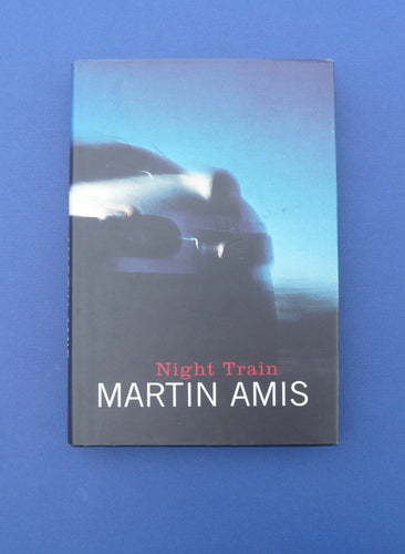 Night Train by Martin Amis - Everlasting Editions