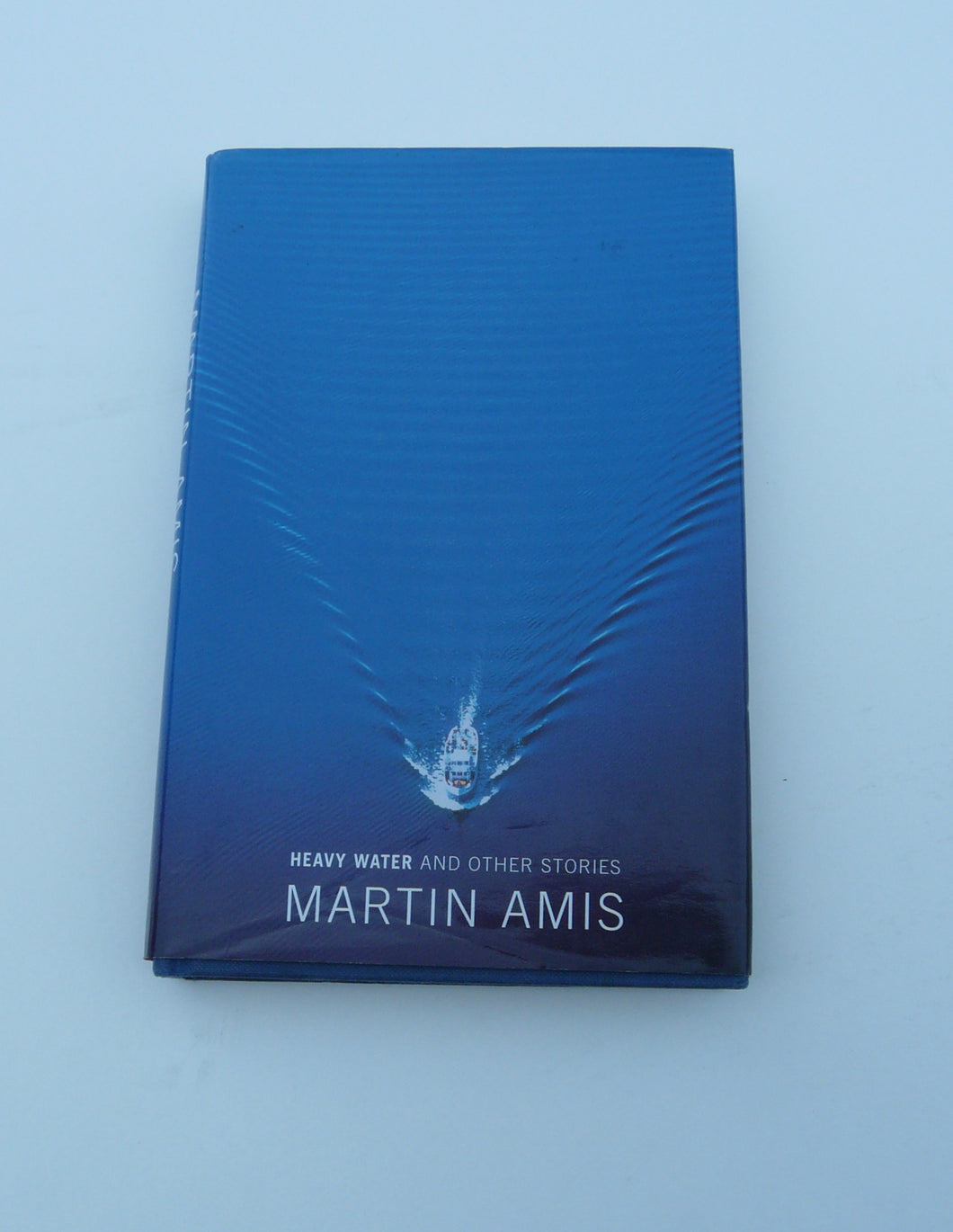 Heavy Water and Other Stories by Martin Amis - Everlasting Editions
