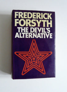 The Devil's Alternative by Frederick Forsyth - Everlasting Editions