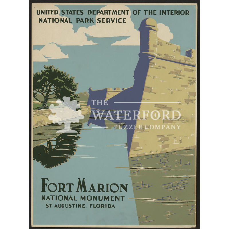 Fort Marion Poster