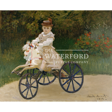 Load image into Gallery viewer, Jean Monet on his Hobby Horse