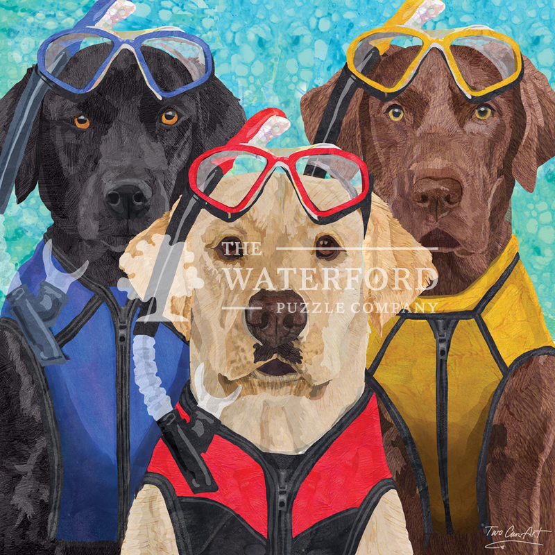Snorkel Dogs