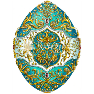 Victorian Egg 3