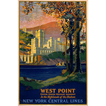 Load image into Gallery viewer, West Point Poster