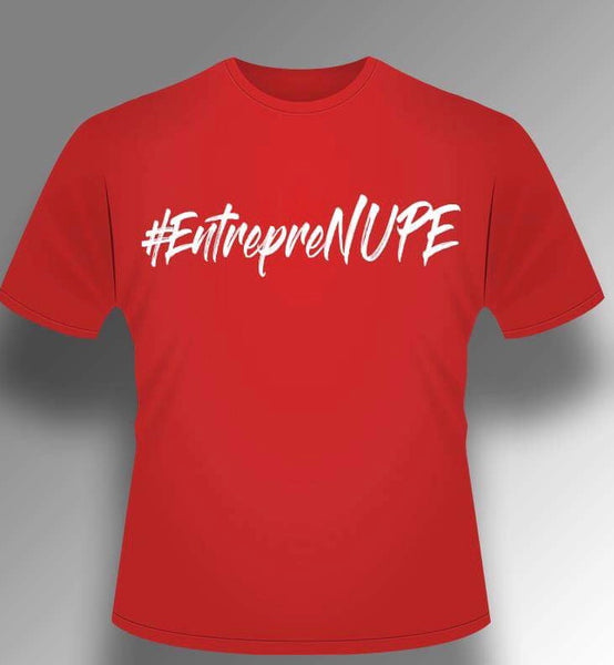 RED ENTREPRENUPE TEE (ORIGINAL TEE)
