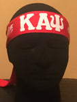 Red/White Entreprenupe Kappa Headband