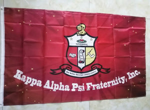 Kappa Alpha Psi Banner/Flag (Coat Of Arms)
