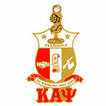 Coat Of Arm Charm - Kappa Alpha Psi