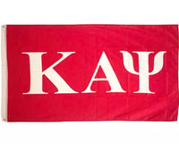 Red Kappa Flag/Banner