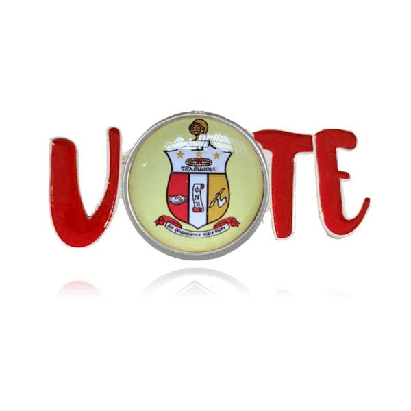 KAPPA ALPHA PSI VOTE PIN