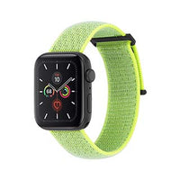 Case-Mate Black Nylon Band for Apple Watch 42mm and for Apple Watch Series 5 44mm