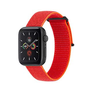 Case-Mate Black Reflective Neon Orange for Apple Watch 38mm and for Apple Watch Series 5 40mm