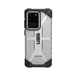 UAG Clear/Black (Ice) Plasma Case for Samsung Galaxy S20 Ultra