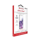 ZAGG InvisibleShield Ultra Clear+ Case Friendly Film Screen Protector for Galaxy S20