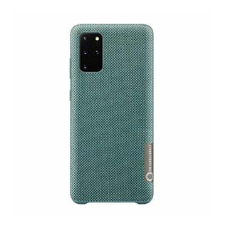 Samsung Green OEM 100% Recycled Polyester Kvadrat Case for Samsung Galaxy S20 Plus