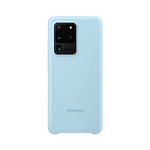 Samsung Blue OEM Silicone Cover Case for Samsung Galaxy S20 Ultra