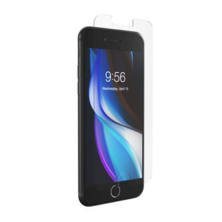 ZAGG InvisibleShield Glass Elite VisionGuard+ Glass Screen Protector for iPhone 7, iPhone 8, iPhone SE 2020