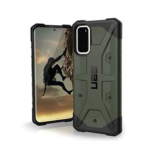 UAG Olive Drab Pathfinder Case for Samsung Galaxy S20