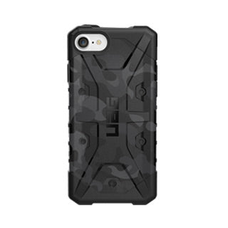 UAG Grey/Black (Midnight Camo) Pathfinder SE Case for iPhone 7, iPhone 8, iPhone SE 2020