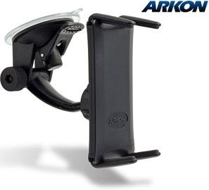 Car Kit - Arkon Slim-Grip Ultra Windshield Car Mount