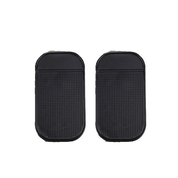 Car Kit - Smartphone Experts Car Anti-Slip Mat Super Sticky Pad For Phone (Black) (2-Pack)