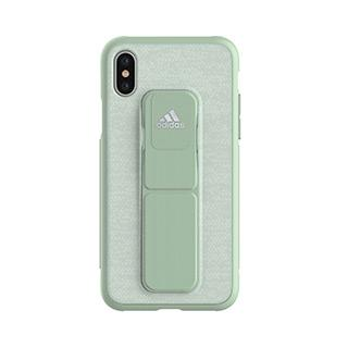 Case - ADIDAS Aero Green Grip Snap Case For IPhone X, IPhone Xs
