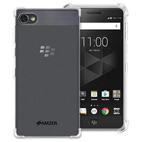 Case - Amzer Pudding TPU X Protection Case (Crystal Clear) For BlackBerry Motion