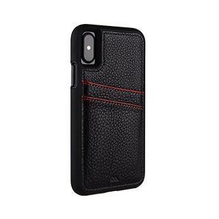 Case - Case-Mate Black Tough ID Case For IPhone X, IPhone Xs