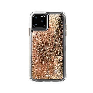 Case - Case-Mate Gold Waterfall Case For IPhone 11 Pro Max