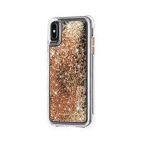 Case - Case-Mate Gold Waterfall Case For IPhone Xs Max