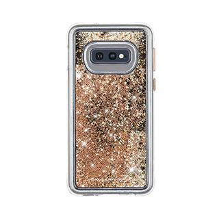 Case - Case-Mate Gold Waterfall Case For Samsung Galaxy S10e