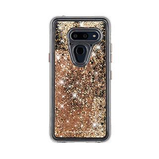 Case - Case-Mate Gold Waterfall Casefor LG G8 ThinQ