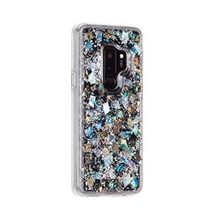 Case - Case-Mate Mother Of Pearl Leaf Karat Case For Samsung Galaxy S9 Plus
