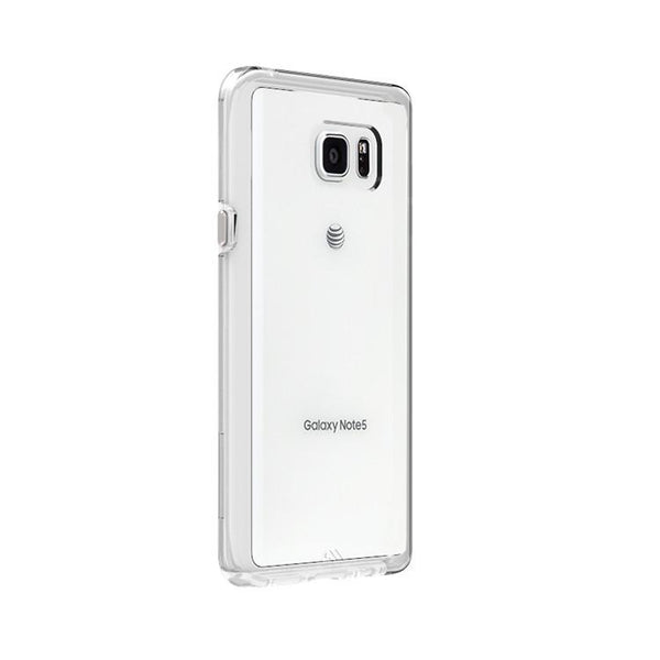 Case - Case-Mate Naked Tough Bumper Case (Clear) For Samsung Galaxy Note 5