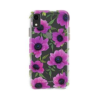 Case - Case-Mate Pink Poppy Wallpaper Case For IPhone XR