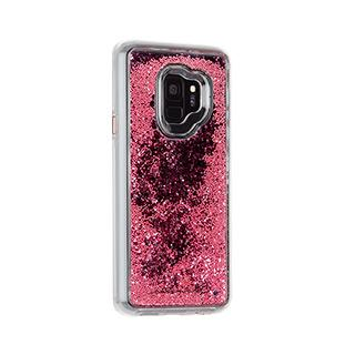 Case - Case-Mate Rose Gold Waterfall Case For Samsung Galaxy S9