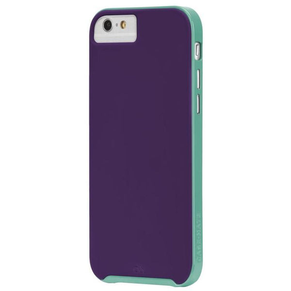 Case - Case-Mate Slim Tough Case (Plum/Blue) For IPhone 6, IPhone 6S