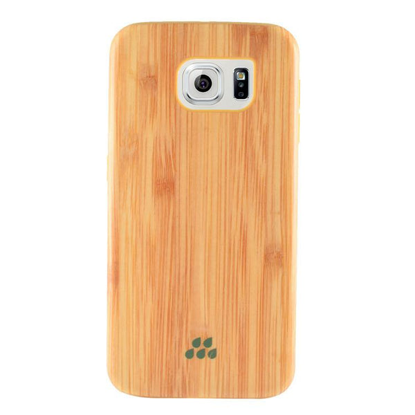 Case - Evutec SI Series Case (Bamboo) For Samsung Galaxy S6