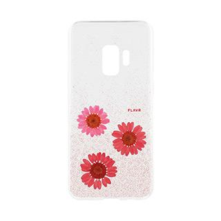 Case - FLAVR Gloria Real Flower IPlate Case For Samsung Galaxy S9
