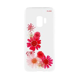 Case - FLAVR Sofia Real Flower IPlate Case For Samsung Galaxy S9