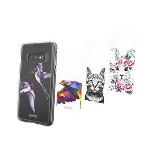 Case - Gear4 D3O Animal Kingdom Chelsea Inserts (4 Pcs) For Samsung Galaxy S10e