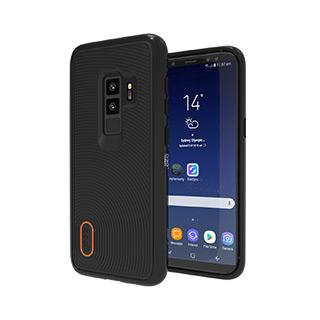 Case - Gear4 D3O Black Battersea Case For Samsung Galaxy S9 Plus