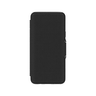 Case - Gear4 D3O Black BookCase (Oxford) For Samsung Galaxy S9 Plus
