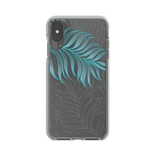 Case - Gear4 D3O Emerald Teal (Jungle) Victoria Case For IPhone Xs Max